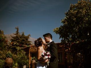 El matrimonio de Nati y Diego