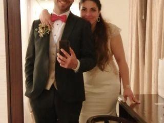 El matrimonio de Camila  y Roberto 1