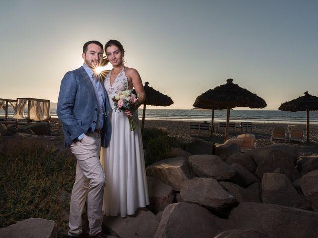 El matrimonio de Giordanna y Jean