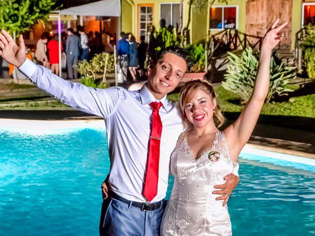 El matrimonio de José y Consuelo en Villa Alemana, Valparaíso 1