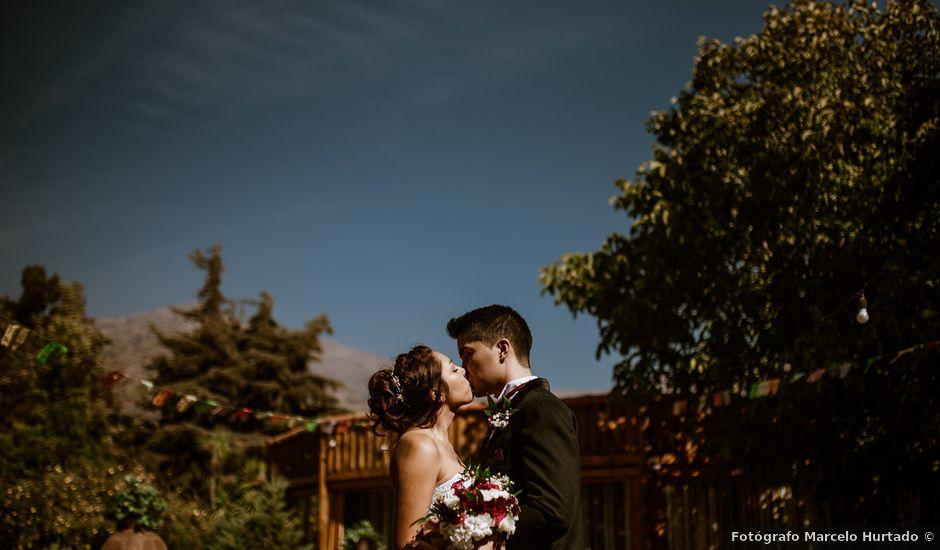 El matrimonio de Diego y Nati en San José de Maipo, Cordillera