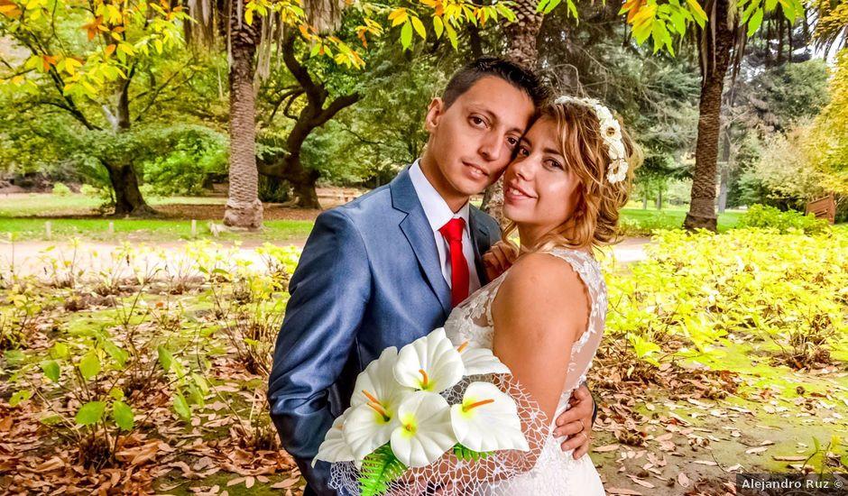 El matrimonio de José y Consuelo en Villa Alemana, Valparaíso