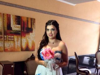 El matrimonio de Paulina  y Critián  1