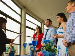 El matrimonio de Paulina  y Critián  2