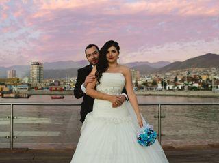 El matrimonio de Paulina  y Critián