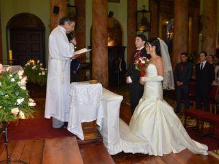 El matrimonio de Marygene y Felipe 3