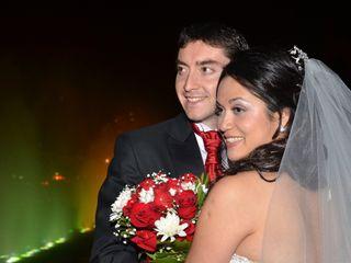 El matrimonio de Marygene y Felipe