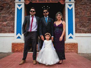 El matrimonio de Claudia y Jonathan 2