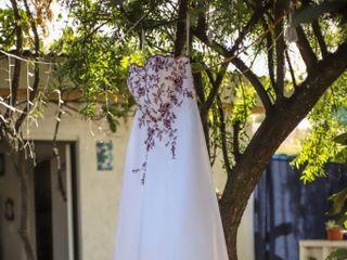 El matrimonio de Jocelyne y Lucas 1