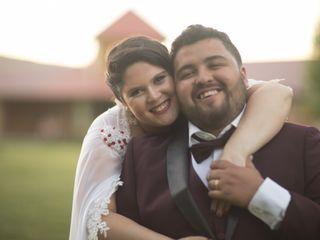 El matrimonio de Jocelyne y Lucas