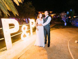 El matrimonio de Patricia y Patricio 1