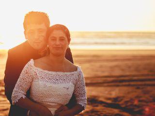 El matrimonio de Yanet y Francisco