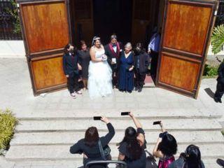 El matrimonio de Leslie  y Marcos  2