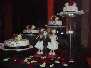 El matrimonio de Daniela  y Carolina  1