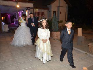 El matrimonio de Renee y Antonio 1