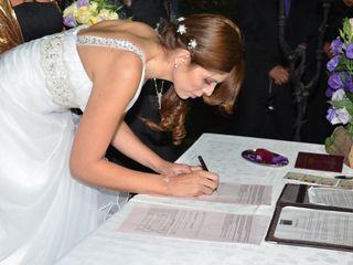 El matrimonio de Renee y Antonio 2