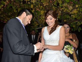 El matrimonio de Renee y Antonio 3