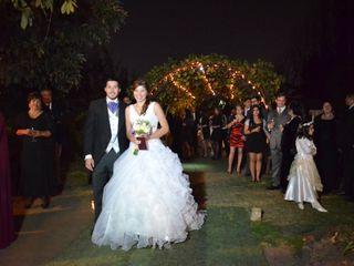 El matrimonio de Renee y Antonio