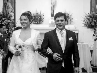 El matrimonio de Lupe y Juan Carlos