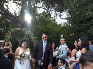 El matrimonio de Gisella Salas y Mario Díaz  2