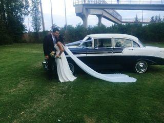El matrimonio de Gisella Salas y Mario Díaz