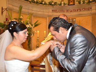 El matrimonio de Johanna y Carlos 2