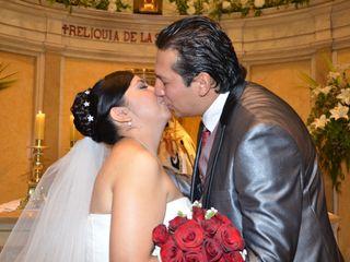 El matrimonio de Johanna y Carlos 3