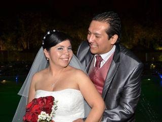 El matrimonio de Johanna y Carlos