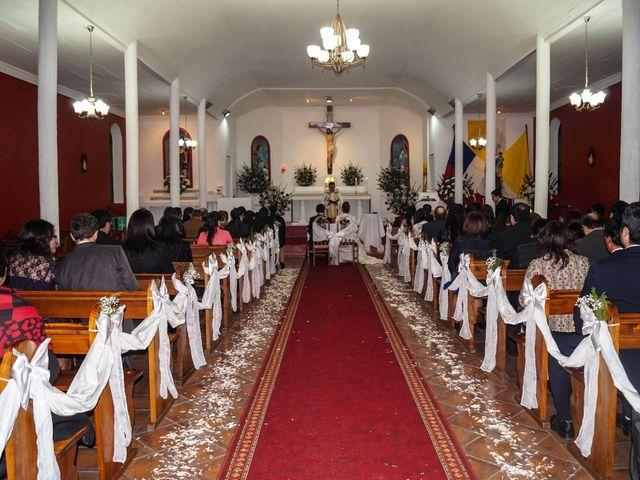 El matrimonio de Juan Carlos y Lupe en Los Sauces, Malleco 4