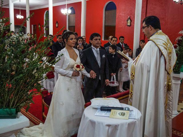 El matrimonio de Juan Carlos y Lupe en Los Sauces, Malleco 6
