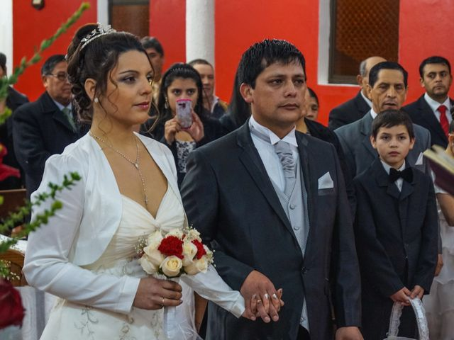 El matrimonio de Juan Carlos y Lupe en Los Sauces, Malleco 7
