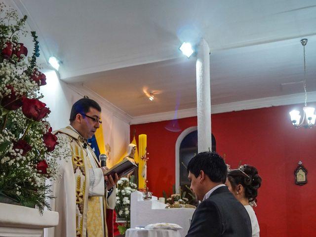 El matrimonio de Juan Carlos y Lupe en Los Sauces, Malleco 8