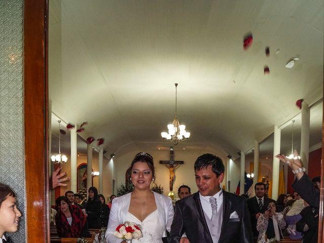 El matrimonio de Juan Carlos y Lupe en Los Sauces, Malleco 9