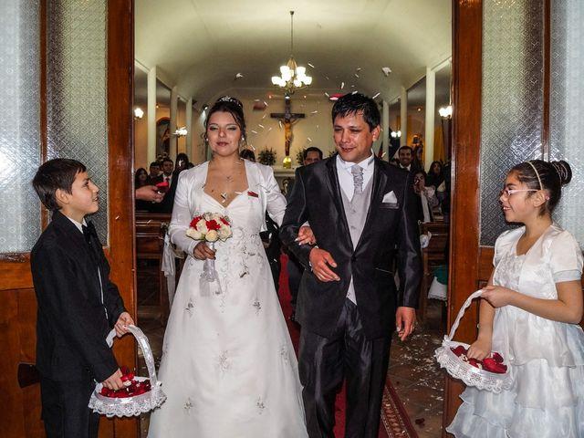 El matrimonio de Juan Carlos y Lupe en Los Sauces, Malleco 10