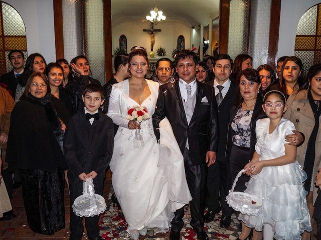 El matrimonio de Juan Carlos y Lupe en Los Sauces, Malleco 11