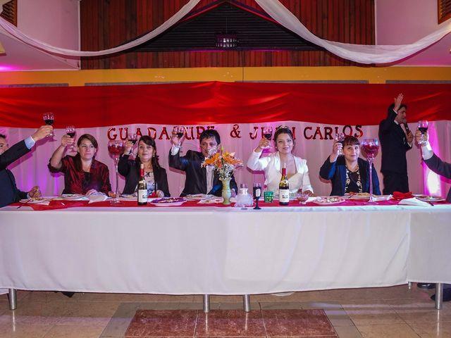El matrimonio de Juan Carlos y Lupe en Los Sauces, Malleco 12