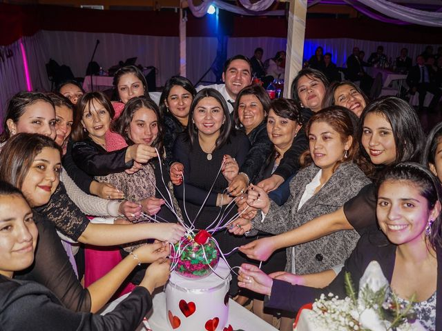 El matrimonio de Juan Carlos y Lupe en Los Sauces, Malleco 13