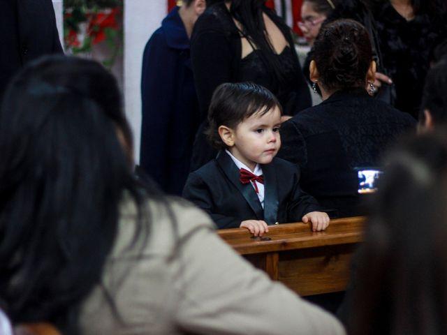 El matrimonio de Juan Carlos y Lupe en Los Sauces, Malleco 17