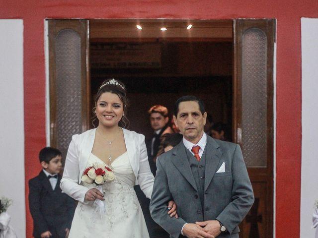 El matrimonio de Juan Carlos y Lupe en Los Sauces, Malleco 27