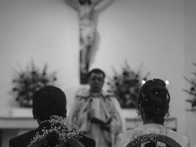 El matrimonio de Juan Carlos y Lupe en Los Sauces, Malleco 34
