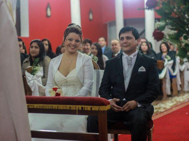 El matrimonio de Juan Carlos y Lupe en Los Sauces, Malleco 1