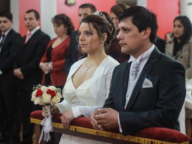El matrimonio de Juan Carlos y Lupe en Los Sauces, Malleco 41