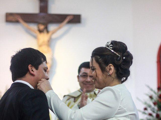 El matrimonio de Juan Carlos y Lupe en Los Sauces, Malleco 43