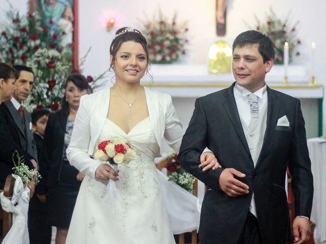 El matrimonio de Juan Carlos y Lupe en Los Sauces, Malleco 44