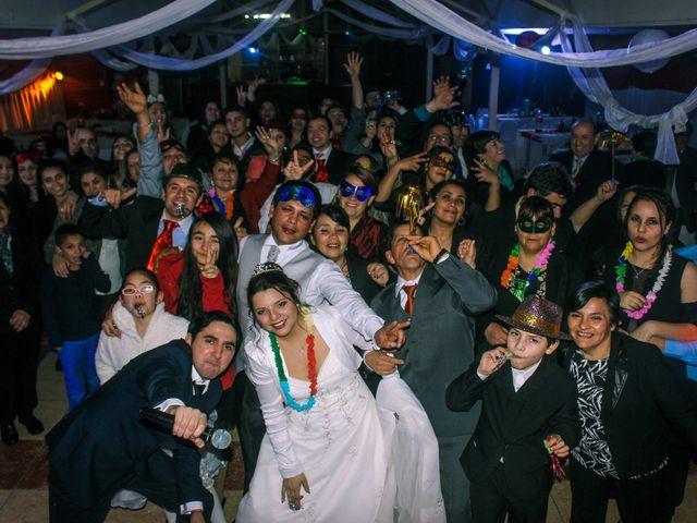 El matrimonio de Juan Carlos y Lupe en Los Sauces, Malleco 58