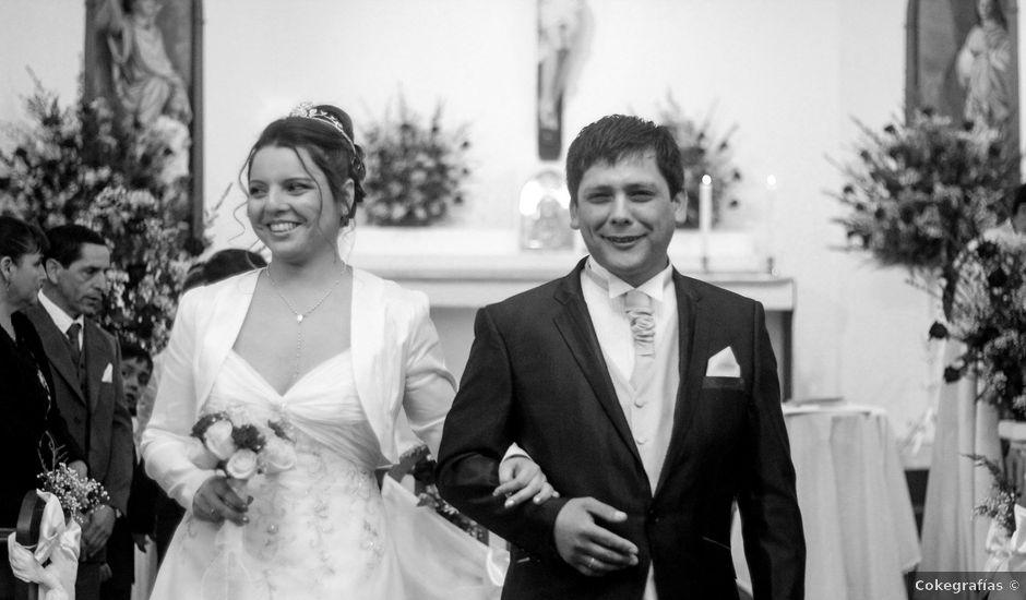 El matrimonio de Juan Carlos y Lupe en Los Sauces, Malleco