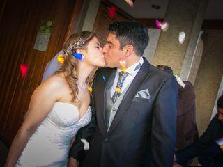 El matrimonio de Patricia y Rodolfo  2