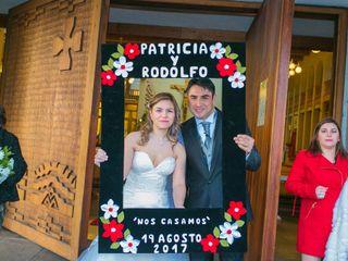 El matrimonio de Patricia y Rodolfo  3