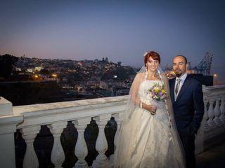 El matrimonio de Jessica y Patricio 1