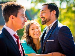 El matrimonio de Estefania y Guido 1